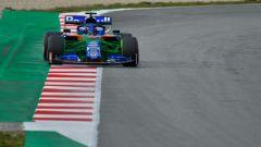 Test F1 Barcellona, day-2. Ferrari chiude al top con Leclerc - Immagine: 30
