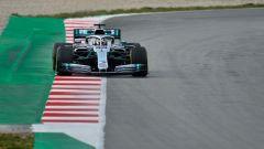 Test F1 Barcellona, day-2. Ferrari chiude al top con Leclerc - Immagine: 34