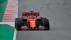 Test F1 Barcellona, day-2. Ferrari chiude al top con Leclerc - Immagine: 35