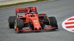 Test F1 Barcellona, day-2. Ferrari chiude al top con Leclerc - Immagine: 42