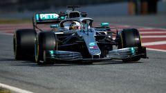 Test F1 Barcellona, day-2. Ferrari chiude al top con Leclerc - Immagine: 49
