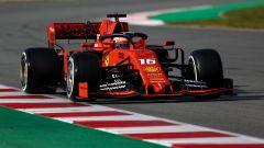 Test F1 Barcellona, day-2. Ferrari chiude al top con Leclerc - Immagine: 53