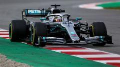 Test F1 Barcellona, day-2. Ferrari chiude al top con Leclerc - Immagine: 54