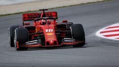 Test F1 Barcellona, day-2. Ferrari chiude al top con Leclerc - Immagine: 61