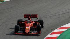 Test F1 Barcellona, day-2. Ferrari chiude al top con Leclerc - Immagine: 66