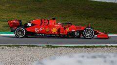 Test F1 Barcellona, day-2. Ferrari chiude al top con Leclerc - Immagine: 72