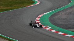 Test F1 Barcellona, day-2. Ferrari chiude al top con Leclerc - Immagine: 75