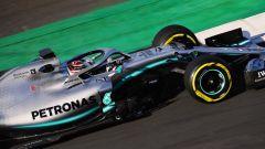 """Test F1 Barcellona, Hamilton: """"Ferrari molto, molto forte"""" - Immagine: 1"""