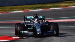 Tutti i numeri della prima sessione di test F1 a Barcellona
