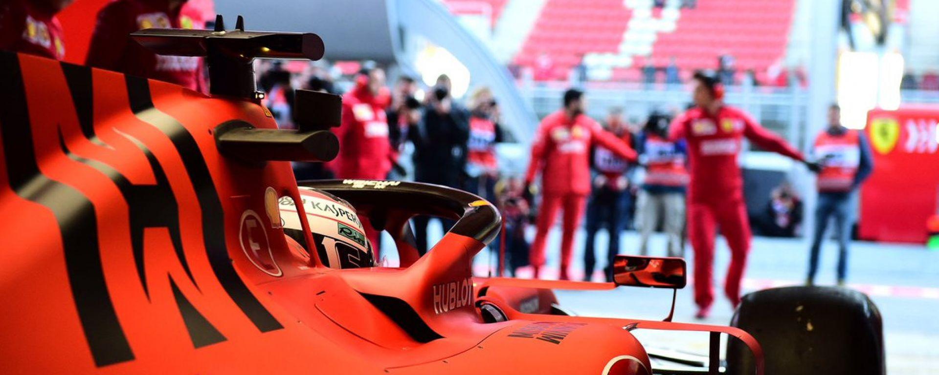 Test F1 Barcellona, i tempi delle simulazioni gara: Ferrari super
