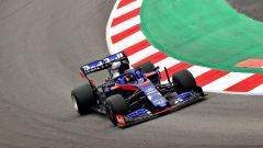 Test F1 Barcellona, day-3. Kvyat primo a sorpresa, Vettel 4°