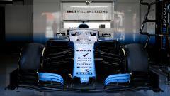 Test F1 Barcellona, La Williams ferma ai box