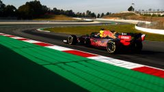 Test F1 Barcellona, Pierre Gasly (Red Bull)