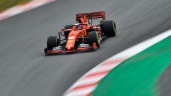 Test F1 2019 Barcellona, Ricciardo promuove la Ferrari SF90