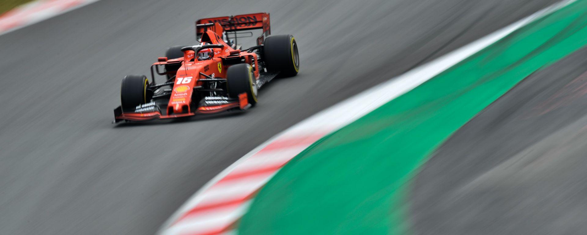 Test F1 Barcellona, Ricciardo commenta la Ferrari SF90