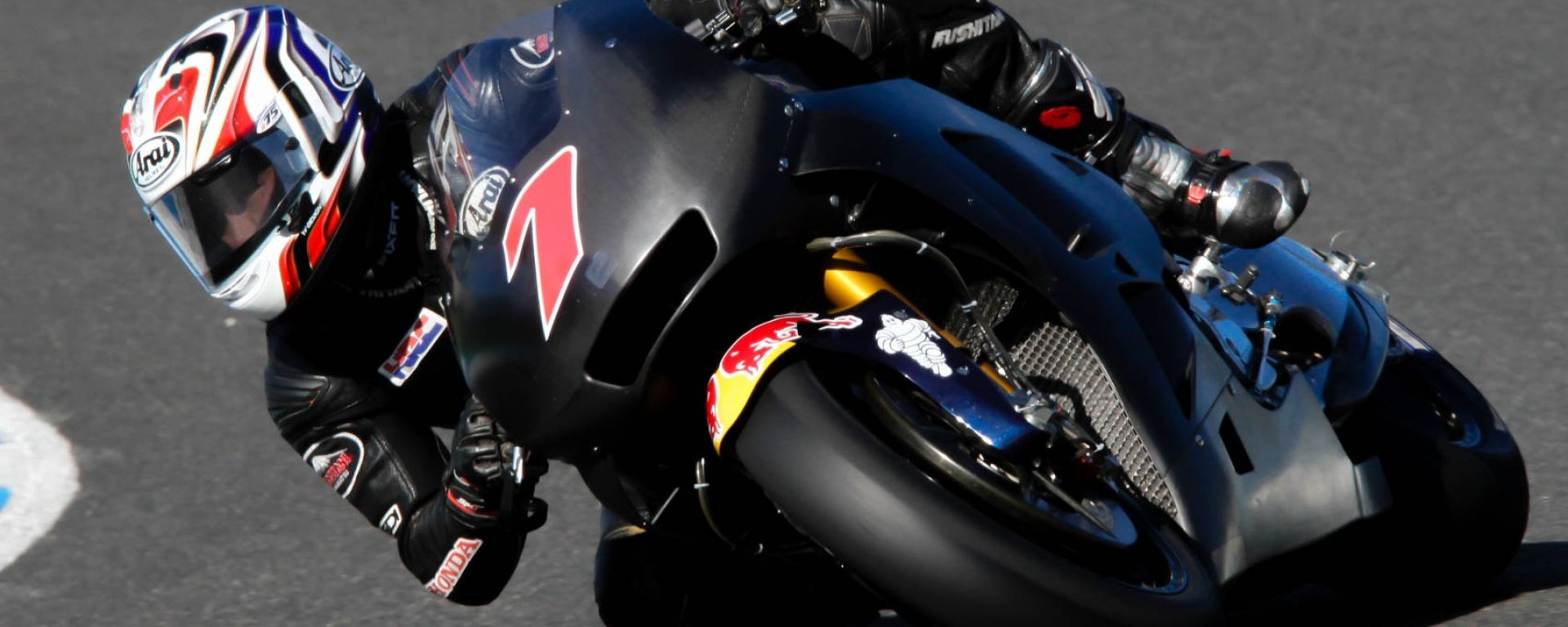 Test Honda MotoGP Jerez 2017
