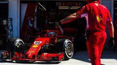 Test Hungaroring, prima giornata: Giovinazzi fa il record della pista con la Ferrari