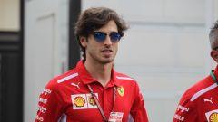 """F1 2018, Antonio Giovinazzi entusiasta della Ferrari: """"Miglioramento impressionante"""""""