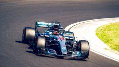 Test Hungaroring, seconda giornata: Russell ritocca il record, bene Kimi e Giovinazzi