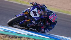 Test Jerez 2017, Alex Lowes