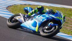 SBK MotoGP 2018, Test Jerez: Iannone davanti a tutti, Sykes meglio di Rea