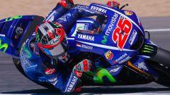 Test MotoGP Jerez 2017: solo 2 millesimi tra Vinales e Marquez, Sale l'Aprilia con Espargarò, Rossi ventunesimo - Immagine: 1