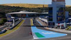 Test MotoGP Jerez 2017: solo 2 millesimi tra Vinales e Marquez, Sale l'Aprilia con Espargarò, Rossi ventunesimo - Immagine: 2