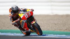 Test MotoGP Jerez 2017: solo 2 millesimi tra Vinales e Marquez, Sale l'Aprilia con Espargarò, Rossi ventunesimo - Immagine: 3