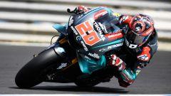 MotoGP, test Jerez: Quartararo davanti a tutti, 3° Morbidelli