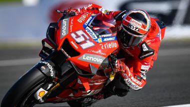 Test Jerez 2019 per il 2020, Michele Pirro (Ducati)