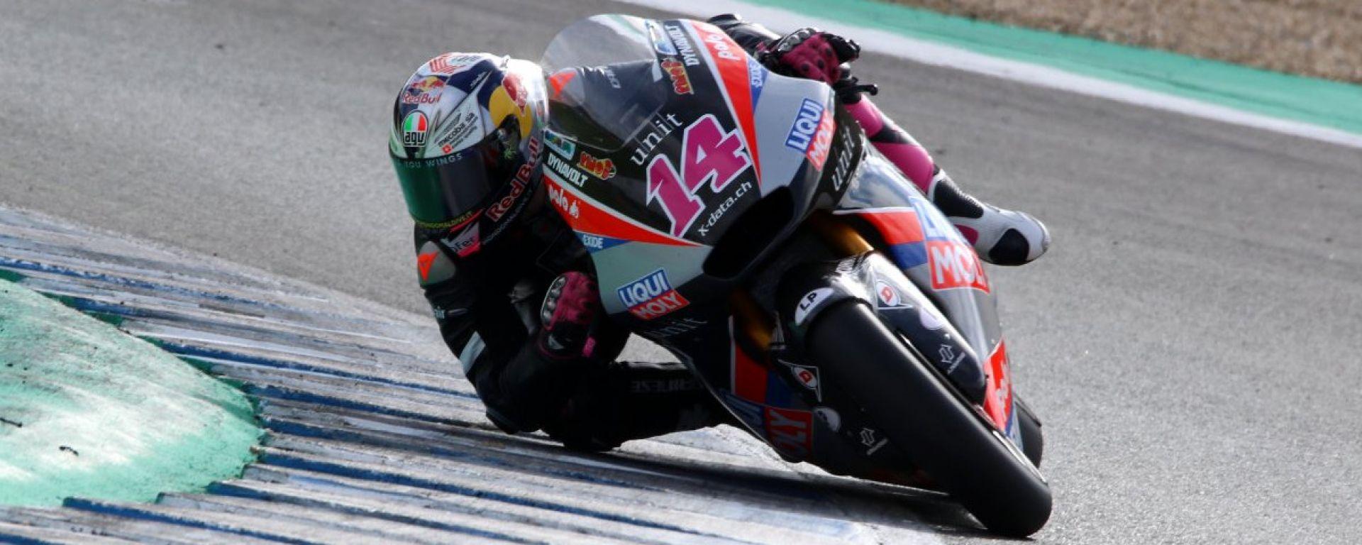 Test Moto2: Esordio per Vietti e Arbolino. Ramirez il più veloce