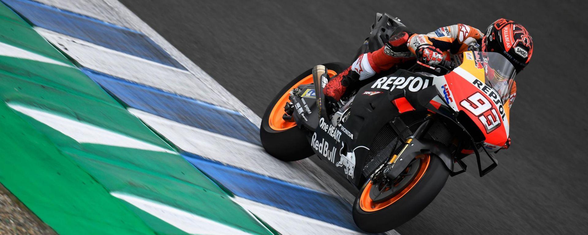 Test Jerez MotoGP 2020: Marc Marquez (Honda)