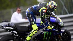 Test Jerez MotoGP 2020: Valentino Rossi (Yamaha)