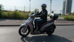 Test: Kymco People S 300 2019