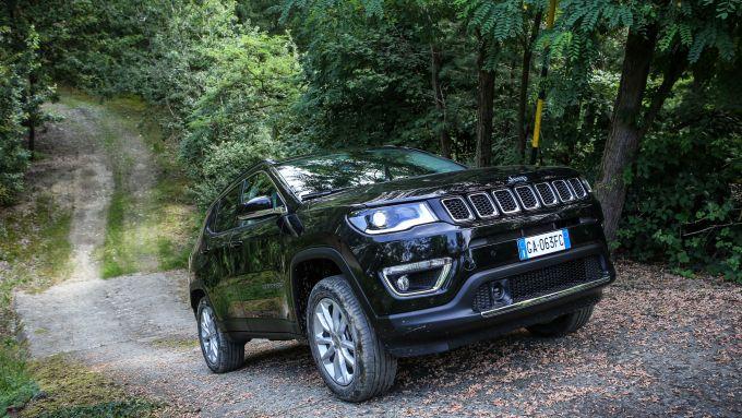 Test: la Jeep Compass 4xe