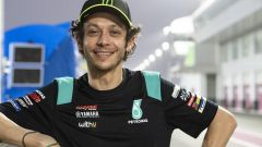 Test Losail 2021, Valentino Rossi (Yamaha Petronas)