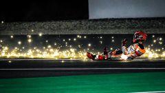 Test Losail, day 3: Vinales davanti. Risalgono Rossi, Marquez e Lorenzo - Immagine: 2