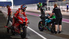 Test Losail, day 3: Vinales davanti. Risalgono Rossi, Marquez e Lorenzo - Immagine: 3