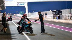 Test Losail, day 3: Vinales davanti. Risalgono Rossi, Marquez e Lorenzo - Immagine: 5