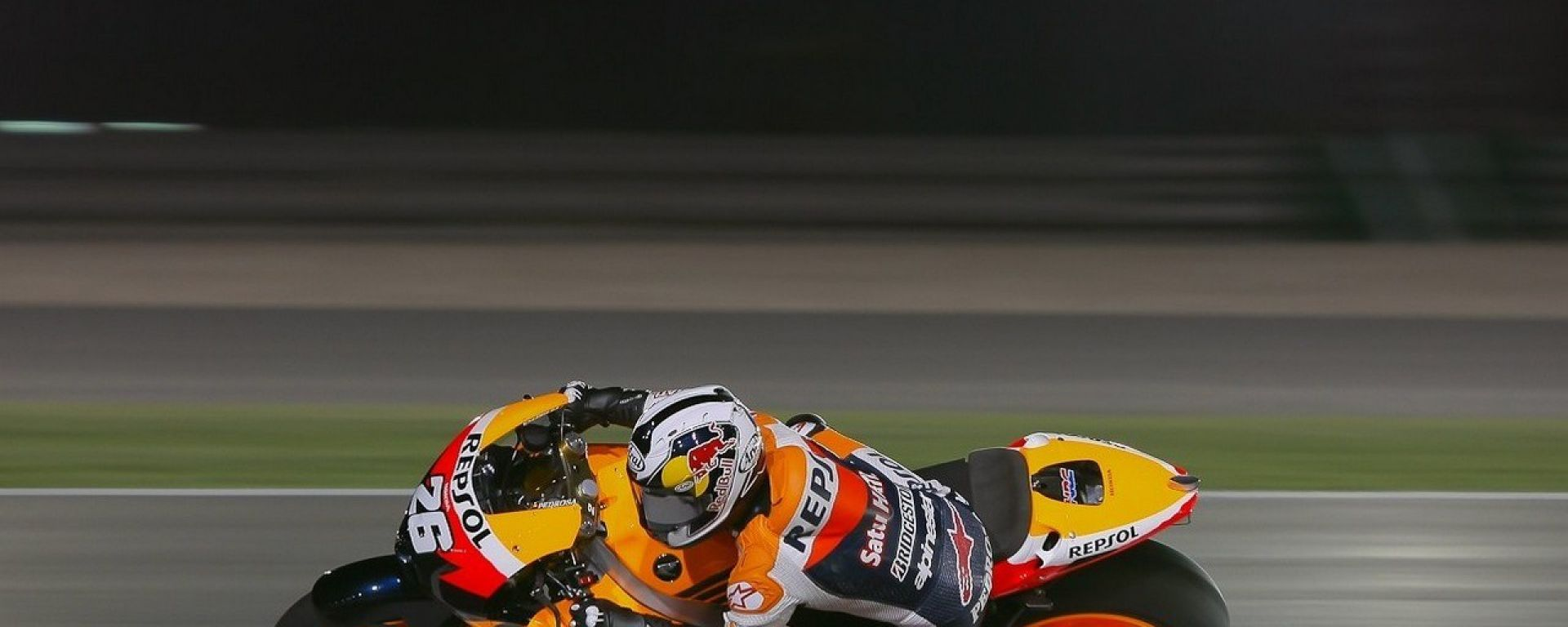 Test Losail Day One