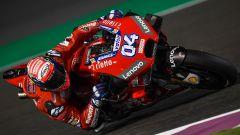 Test Losail MotoGP, Andrea Dovizioso (Ducati)