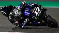 Test Losail MotoGP, Maverick Vinales (Yamaha)