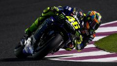 Test Losail MotoGP, Valentino Rossi (Yamaha)