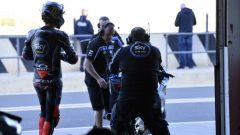 Test Moto2 Valencia, Francesco Bagnaia