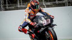 Test MotoGP Barcellona