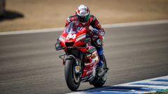 Test MotoGP Jerez 2020: Andrea Dovizioso(Ducati)