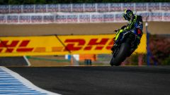 Test MotoGP Jerez 2020, Valentino Rossi (Yamaha)