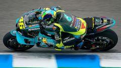 Test MotoGP Jerez 2021: Valentino Rossi (Yamaha)