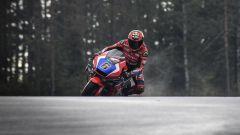 Test MotoGP KymiRing, Finlandia - Stefan Bradl (Honda)