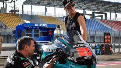Test MotoGP Qatar 2020, Fabio Quartararo (Yamaha Petronas)